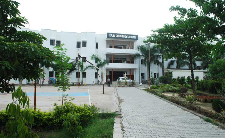 Rajiv Gandhi Boys Hostel